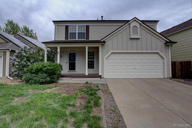 4564 Nepal Street, Denver, CO 80249 (#8552095) :: The Galo Garrido Group