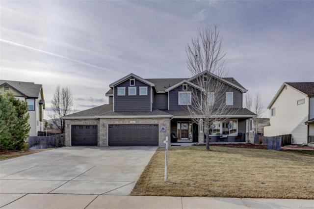 966 Reliance Drive, Erie, CO 80516 (#8552332) :: The HomeSmiths Team - Keller Williams
