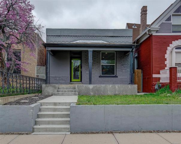 2538 N Franklin Street, Denver, CO 80205 (#8552523) :: The Healey Group