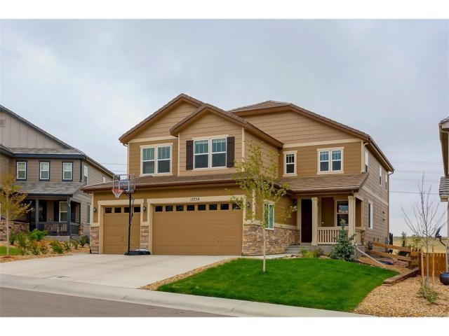 13754 Wickfield Place, Parker, CO 80134 (MLS #8552713) :: 8z Real Estate