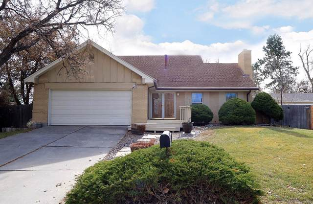 6048 W Fair Drive, Littleton, CO 80123 (#8553502) :: The HomeSmiths Team - Keller Williams