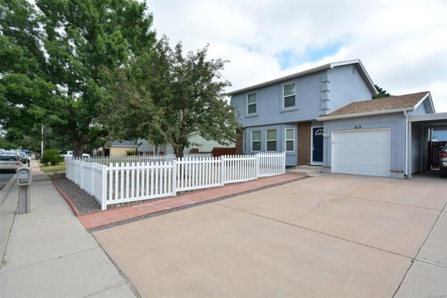 1014 Keith Drive, Colorado Springs, CO 80916 (#8553634) :: HomePopper