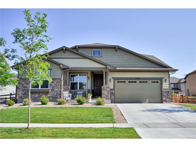2251 Front Range Court, Erie, CO 80516 (MLS #8553843) :: 8z Real Estate