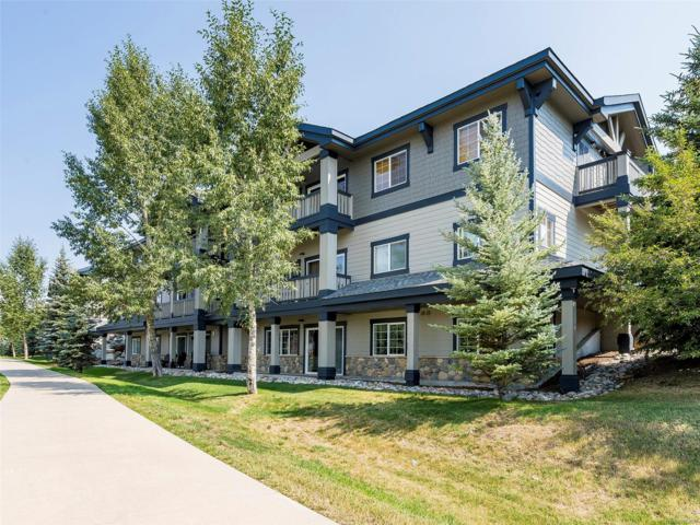 3375 Columbine Drive #201, Steamboat Springs, CO 80487 (MLS #8553996) :: 8z Real Estate