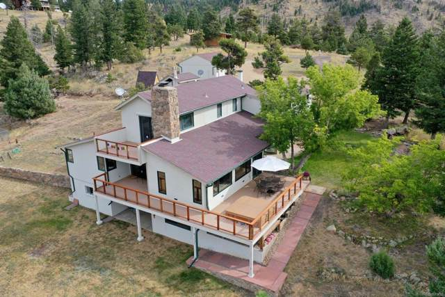 1427 County Road 83, Boulder, CO 80302 (#8554200) :: The DeGrood Team
