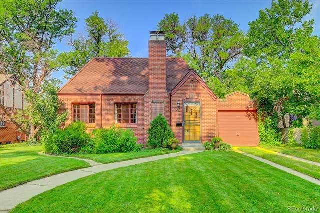 1577 Jasmine Street, Denver, CO 80220 (#8554560) :: Wisdom Real Estate