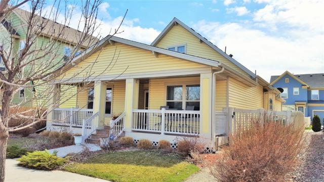 9476 E 108th Drive, Commerce City, CO 80640 (#8554680) :: The Heyl Group at Keller Williams