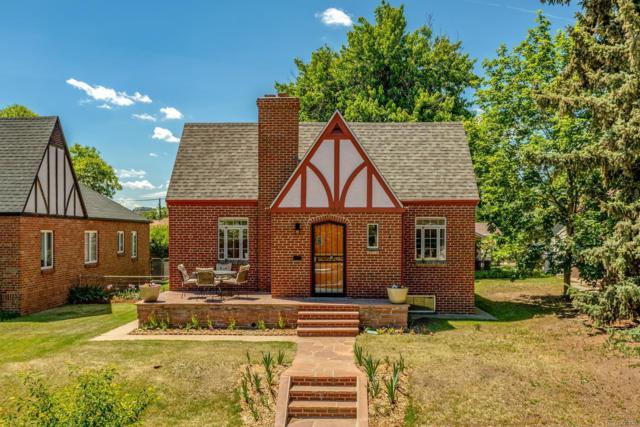 3032 W 39th Avenue, Denver, CO 80211 (#8554899) :: Real Estate Professionals