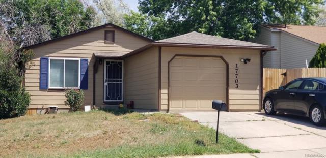 17703 E Loyola Drive, Aurora, CO 80013 (MLS #8555451) :: 8z Real Estate