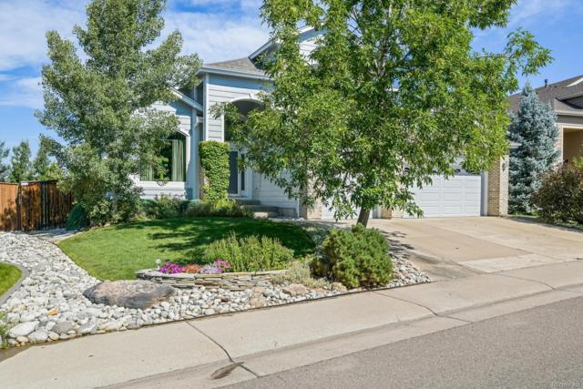 9371 Desert Willow Trail, Highlands Ranch, CO 80129 (#8555456) :: House Hunters Colorado