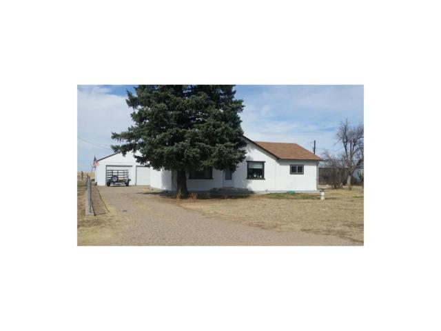 203 Lincoln Avenue, Arriba, CO 80804 (MLS #8555461) :: 8z Real Estate