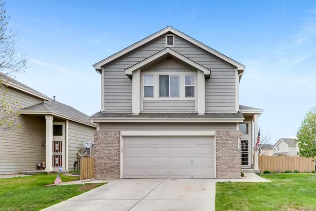 11316 Vernon Way, Parker, CO 80134 (MLS #8555534) :: 8z Real Estate