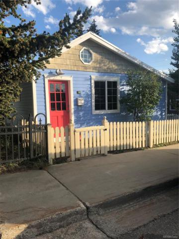 143 W 5th Street, Leadville, CO 80461 (#8555542) :: Structure CO Group