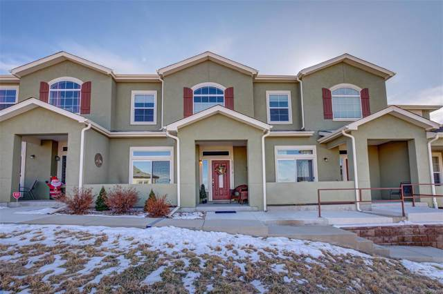 6937 Crestop Place D, Parker, CO 80138 (#8555806) :: The HomeSmiths Team - Keller Williams
