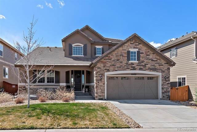 14480 Double Dutch Circle, Parker, CO 80134 (#8555831) :: The Brokerage Group
