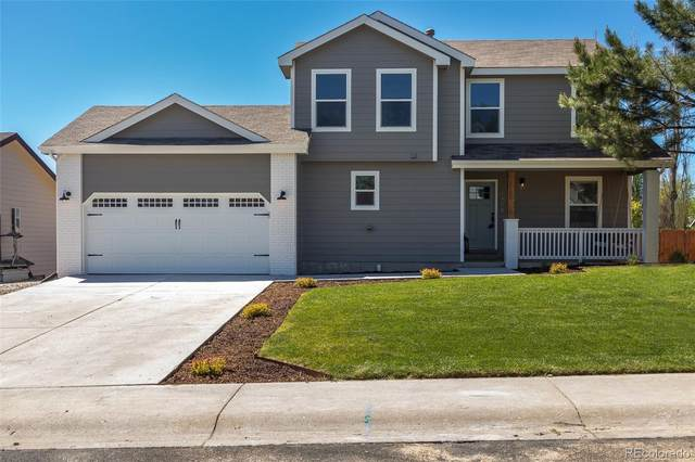 1908 Overland Drive, Johnstown, CO 80534 (#8555944) :: The DeGrood Team
