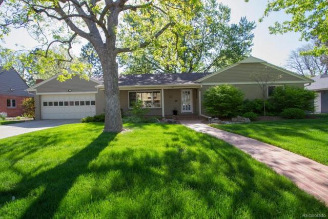 44 Jersey Street, Denver, CO 80220 (MLS #8555975) :: Kittle Real Estate