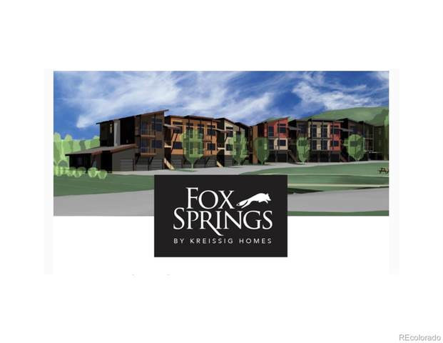 310 Fox Springs Circle #101, Steamboat Springs, CO 80487 (#8556533) :: Berkshire Hathaway HomeServices Innovative Real Estate