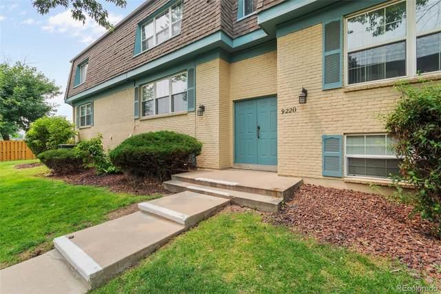 9220 E Girard Avenue #2, Denver, CO 80231 (MLS #8556541) :: Re/Max Alliance