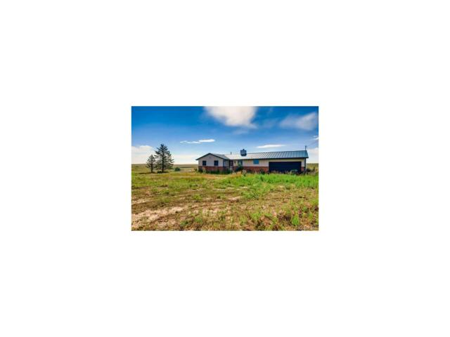 10250 Sun Country Drive, Elizabeth, CO 80107 (MLS #8556700) :: 8z Real Estate