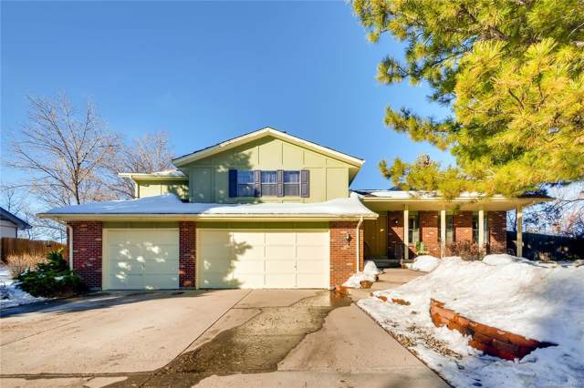 11701 W 77th Drive, Arvada, CO 80005 (#8556720) :: The HomeSmiths Team - Keller Williams