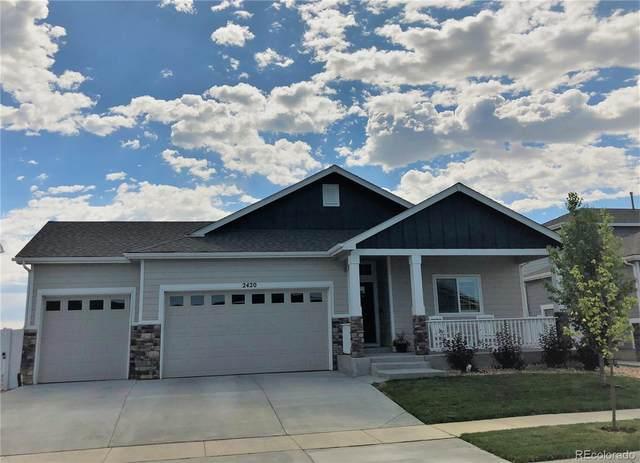 2420 Nicholson Street, Berthoud, CO 80513 (MLS #8556794) :: 8z Real Estate