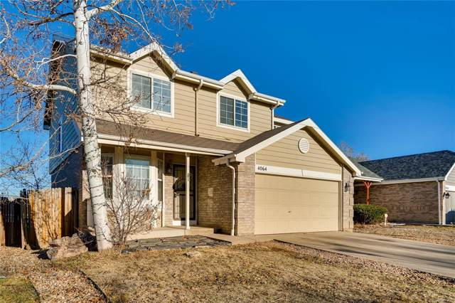 4064 S Himalaya Way, Aurora, CO 80013 (#8556798) :: The Dixon Group