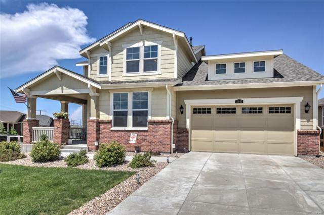 2641 Red Bird Trail, Castle Rock, CO 80108 (#8556814) :: The Griffith Home Team