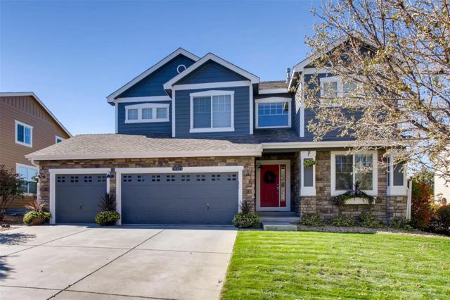 6074 Nile Circle, Golden, CO 80403 (#8556928) :: The Heyl Group at Keller Williams