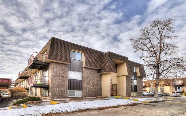 7755 E Quincy Avenue 103D2, Denver, CO 80237 (#8556973) :: Stephanie Fryncko | Keller Williams Integrity