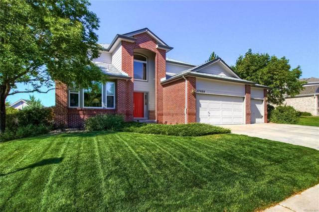 17858 E Powers Drive, Centennial, CO 80015 (MLS #8557320) :: 8z Real Estate