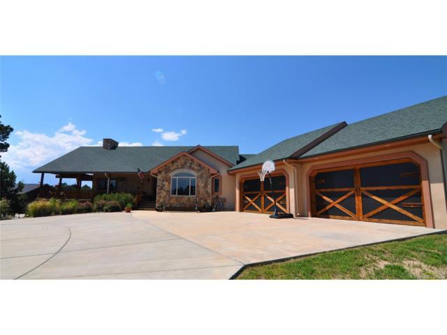 18015 Bakers Farm Road, Colorado Springs, CO 80908 (MLS #8557546) :: 8z Real Estate