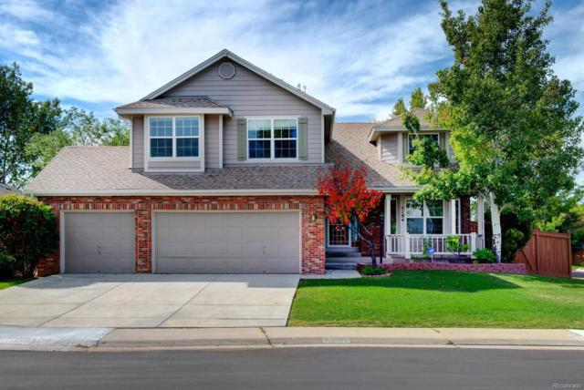 5194 S Ouray Court, Centennial, CO 80015 (#8557578) :: The Tamborra Team
