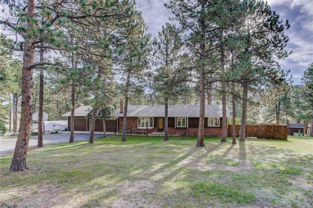 27838 Whirlaway Trail, Evergreen, CO 80439 (MLS #8557695) :: 8z Real Estate