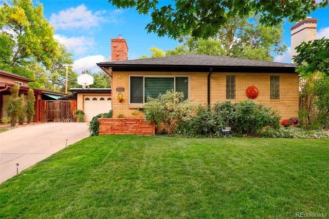 1840 Niagara Street, Denver, CO 80220 (MLS #8557819) :: Find Colorado Real Estate