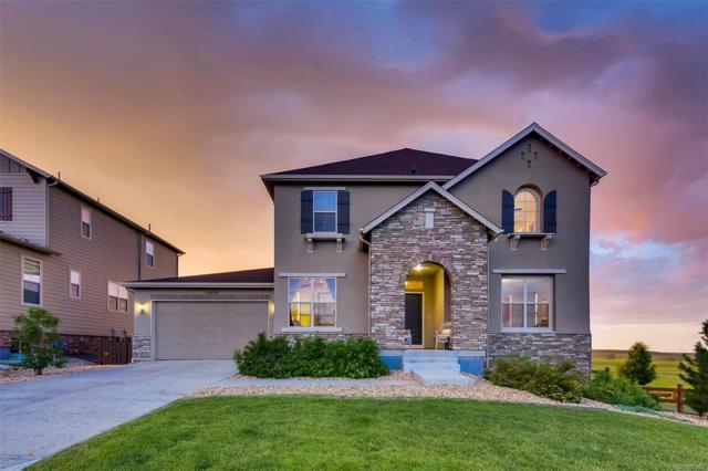 15629 W 95th Place, Arvada, CO 80007 (#8558029) :: The HomeSmiths Team - Keller Williams