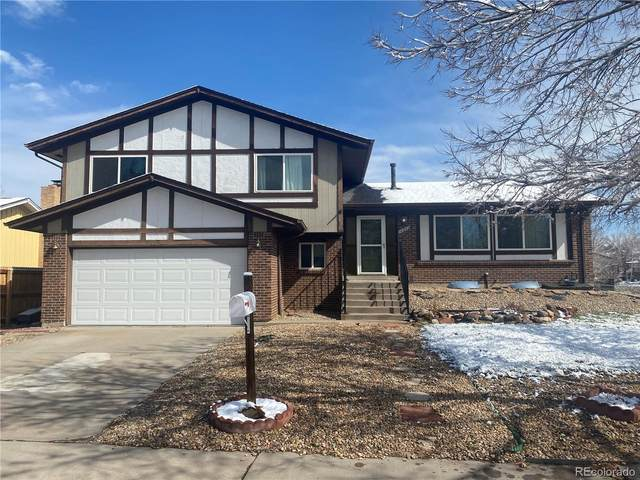16993 E Bethany Place, Aurora, CO 80013 (#8558211) :: The Brokerage Group
