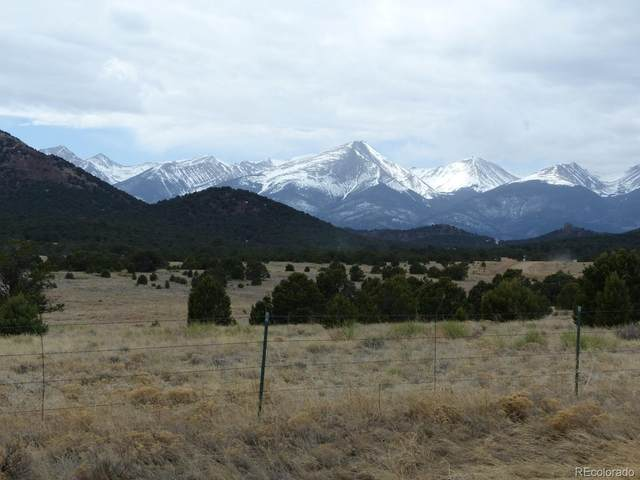 Hitching Post Road, Cotopaxi, CO 81223 (MLS #8558330) :: 8z Real Estate