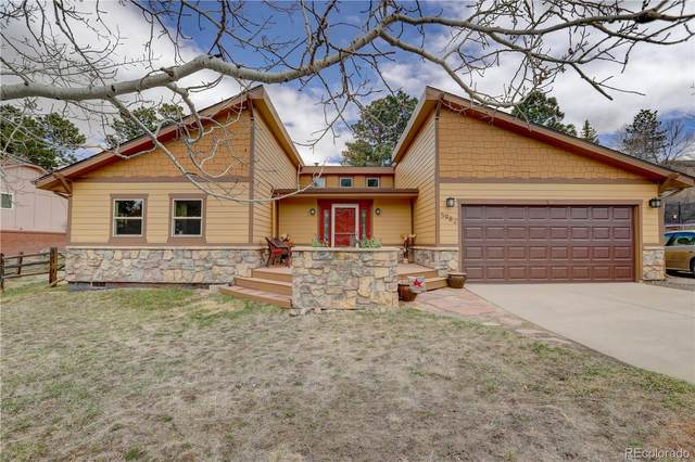 5982 Shavano Place, Parker, CO 80134 (#8558377) :: The Dixon Group