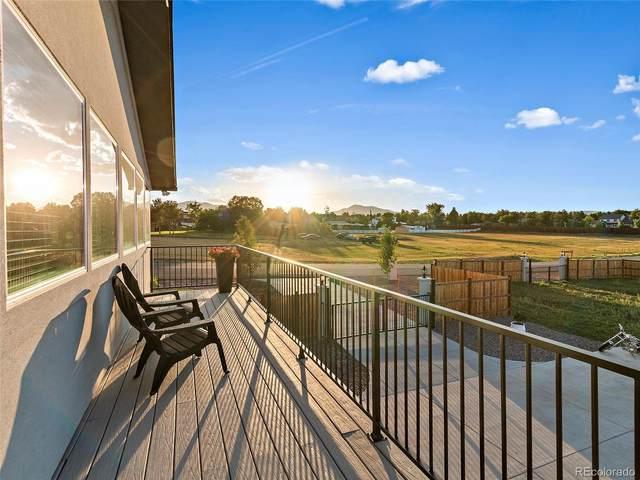 5188 S Nelson Street, Littleton, CO 80127 (MLS #8558386) :: 8z Real Estate