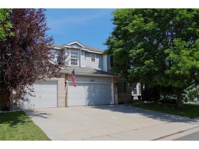 10107 Stephen Place, Highlands Ranch, CO 80130 (MLS #8558390) :: 8z Real Estate