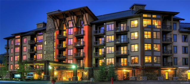 1175 Bangtail Way #3120, Steamboat Springs, CO 80487 (#8558503) :: 5281 Exclusive Homes Realty
