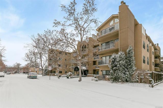 345 Fillmore Street #202, Denver, CO 80206 (#8558519) :: The Peak Properties Group