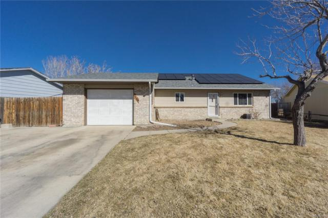 1104 Lancaster Avenue, Fort Lupton, CO 80621 (#8558845) :: The DeGrood Team