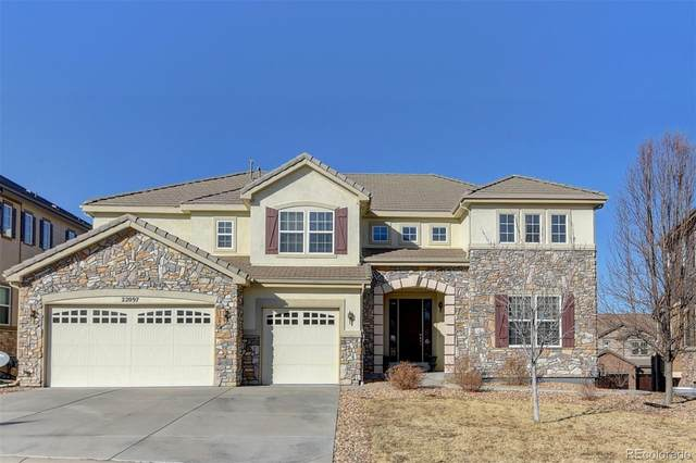 22097 E Easter Circle, Aurora, CO 80016 (#8558850) :: James Crocker Team