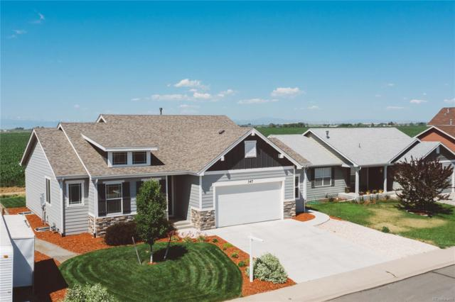 347 Linden Oaks Drive, Ault, CO 80610 (#8558952) :: The Galo Garrido Group