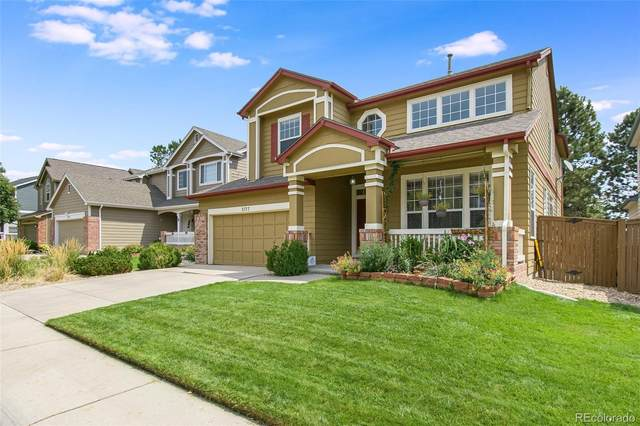 3777 Mallard Street, Highlands Ranch, CO 80126 (MLS #8559310) :: 8z Real Estate