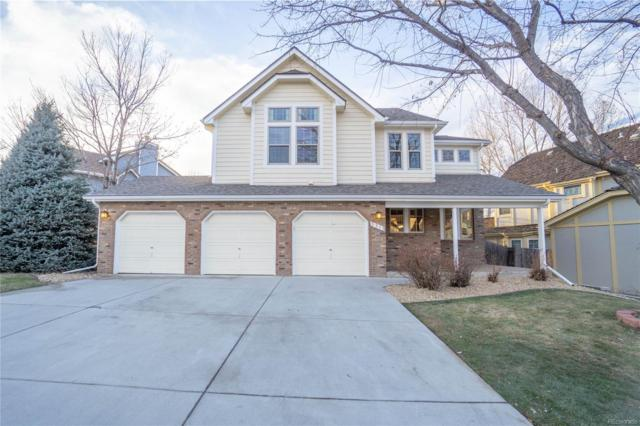 3313 S Tulare Circle, Denver, CO 80231 (#8559523) :: HomePopper