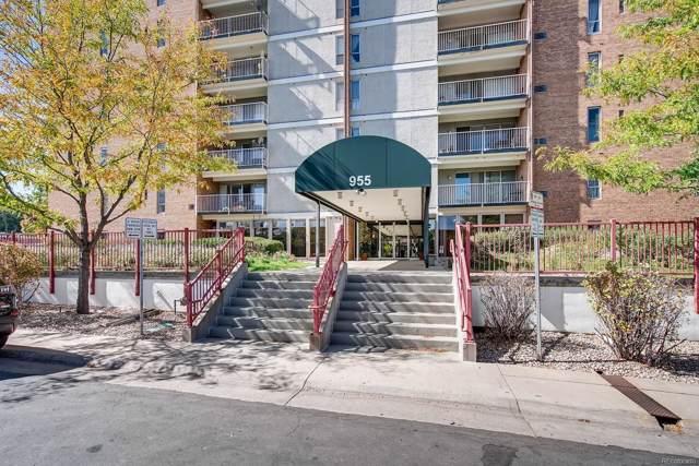 955 Eudora Street 901E, Denver, CO 80220 (MLS #8559981) :: Keller Williams Realty