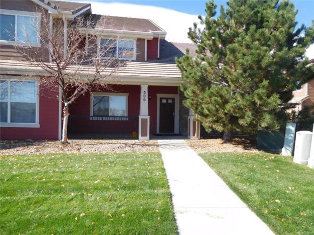 10473 Paris Street #306, Henderson, CO 80640 (MLS #8560273) :: 8z Real Estate